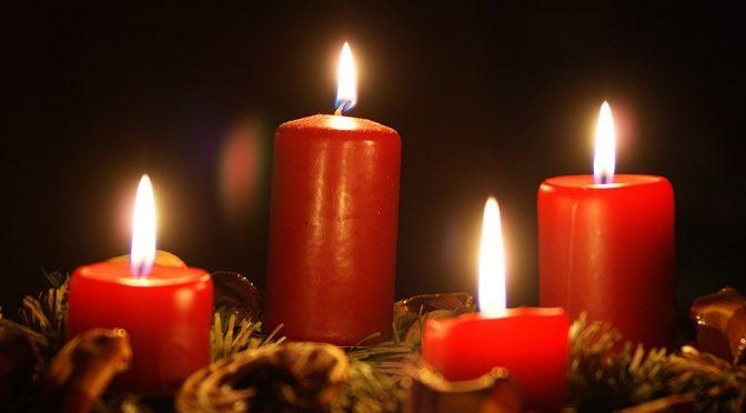 Einladung: Vorlesen im Advent