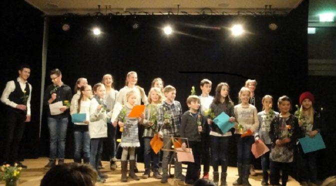 """Konzert von """"Musik nach Eins"""""""