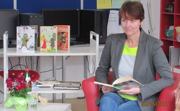 """Autorenlesung: Benigna Werthen """"Elin und die verborgene Welt"""""""