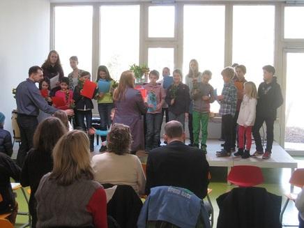 Schülerkonzert der von MUSIK NACH EINS 2014/1